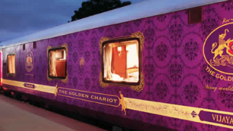luxury trains india,train tour india