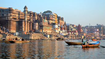 Golden Triangle with Varanasi & Lucknow