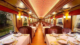 Maharaja Express The Indian Splendor