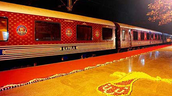 Maharaja Express Treasures of India