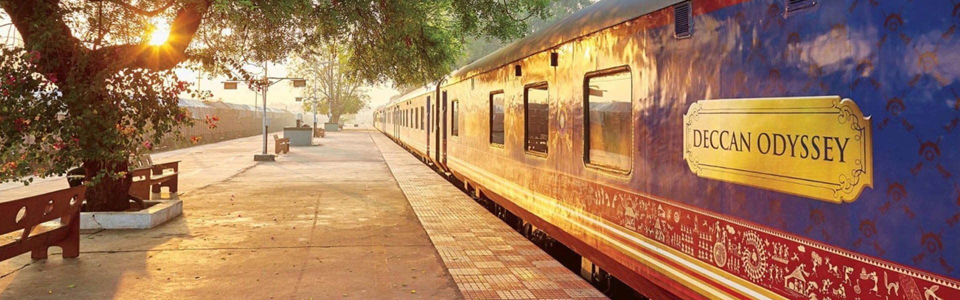 Deccan Odyssey Indian Odyssey,luxury train ride,luxury train india