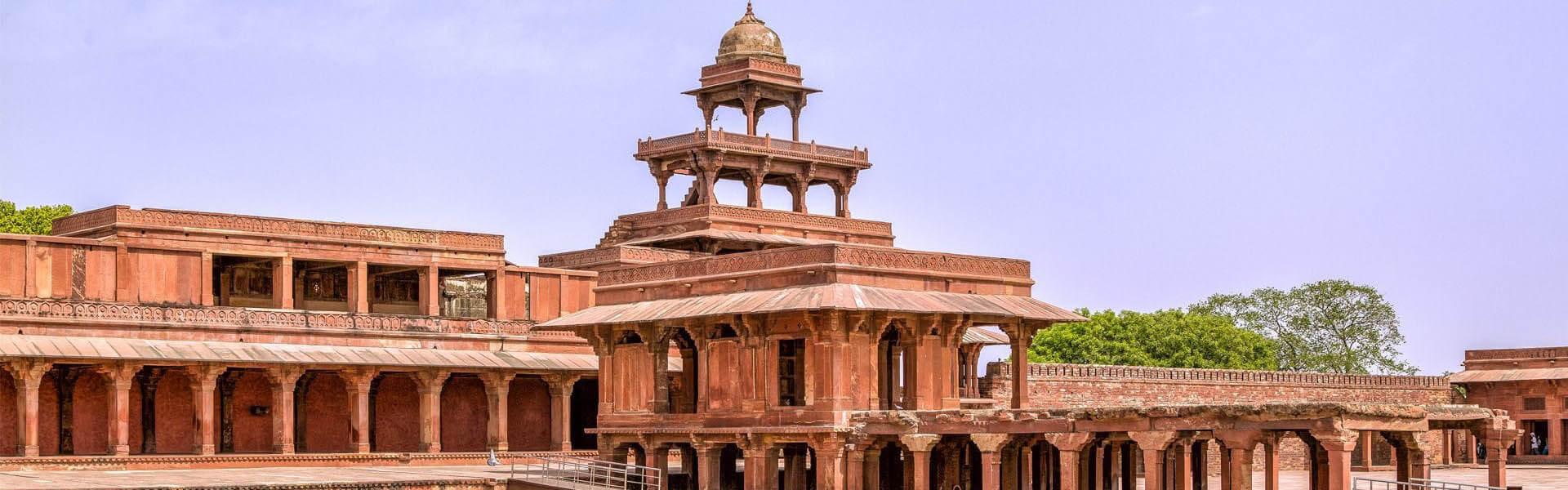 Agra & Fatehpur Sikri, india tour