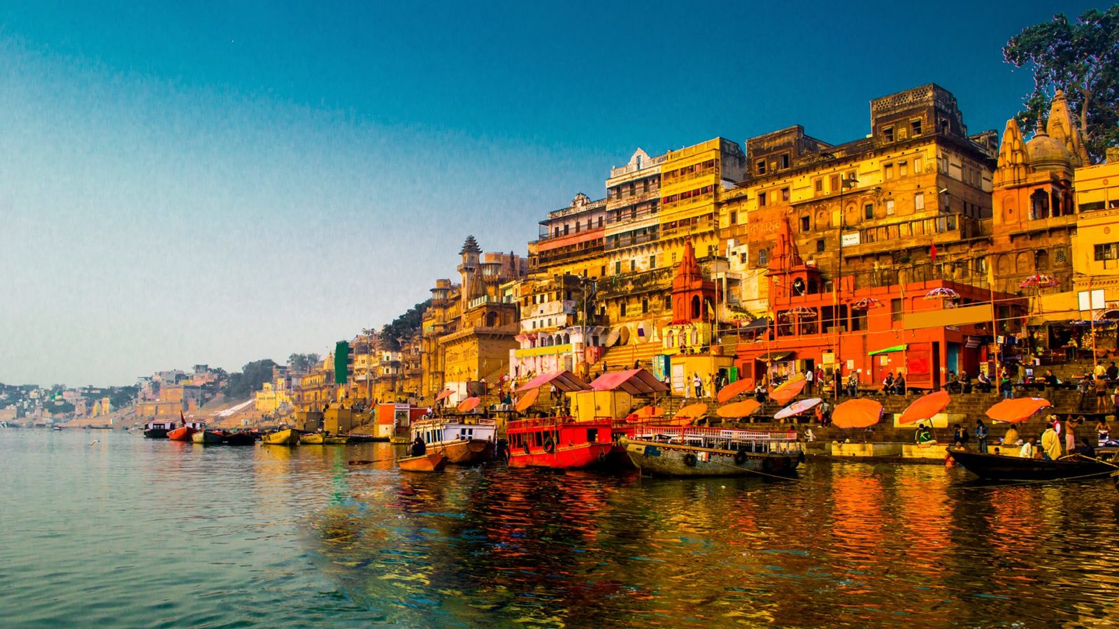 Golden Triangle with Varanasi & Lucknow, varanasi tour with golden triangle