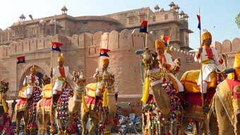 Royal Rajasthan with Pushkar Fair